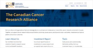 New CCRA website