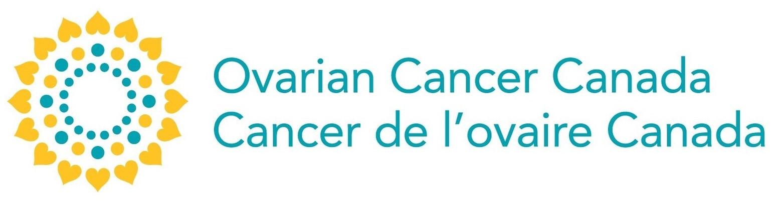 Ovarian Cancer Canada Logo