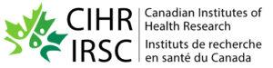 CIHR logo EN